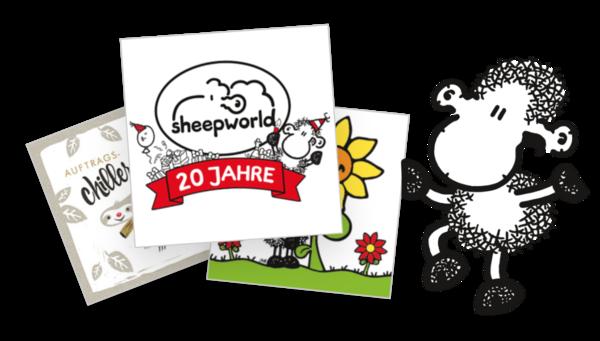 Sheepworld Ohne Dich Ist Alles Doof